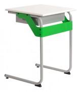 Table scolaire à dégagement latéral - Disponible en tailles 3,4,5 et 6