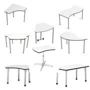 Table scolaire configurable - pour créer des salles de classe collaboratives