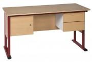 Table scolaire d'enseignant - 1300 x 650 mm