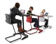 Table scolaire ergonomique - Design, ergonomique et pratique