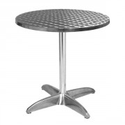 Table terrasse pour café - Dimension plateau : Diam. 70 cm