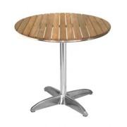 Table terrasse ronde - Table terrasse de restaurant