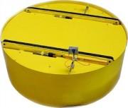 Table tournante avec convoyeur rouleaux - Type: TTR