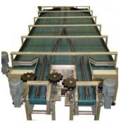 Table tournante d'accumulation - Alimentation électrique : 220 v