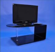 Table TV altuglas - Dimensions (L x l x H) cm : 90 x 48 x 38