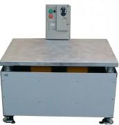Table vibrante - Table vibrante pour essais mécaniques, tassage, ébullage béton...