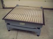 Table vibrante industrielle - Motorisation électromécanique