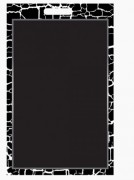 Tableau ardoise avec poignée - 60 x 80 cm - PVC expansé 5mm, quadrichromie + ardoisine