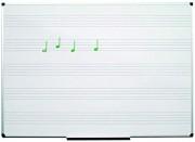 Tableau avec portées musicales - Dimensions (H x l) cm : de 120 x 100 à 120 x 200 - Normes NF