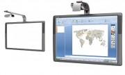 Tableau blanc interactif mural - TBI avec Enceintes intégrées et Licence ActivInspire Professionnel