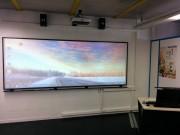 Tableau interactif éducatif - Tableau interactif double surface + VPI
