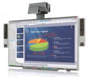 Tableau interactif numérique - Tactile avec videoprojecteur et panneau de commande
