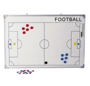 Tableau tactique rigide football