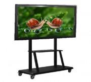 Tableaux blancs interactifs à pieds - Surface de l'écran : 47.6″(H)×26.8″(V)