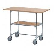 Tables de bureau roulante - Capacité de charge : 100 Kg