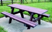 Tables de pique nique modèle forestière - Forestière