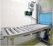 Tables de sortie à rouleaux droites - Longueur (mm) :1200 -1600 -2000 - Largeur (mm) : 600