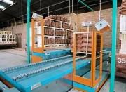 Tables élévatrices de quai pour charges longues - Avec tôle anti-dérapante