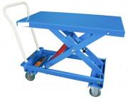 Tables mobiles à niveau constant - Capacités : De 10 kg à 600 kg - Hauteurs maxi : De 662 mm à 814 mm