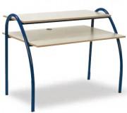 Tables multimédia - 2 Dimensions(L x l) cm : 120 x 40 - 120 x 50