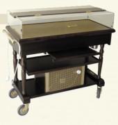 Tables réfrigérées avec compresseur
