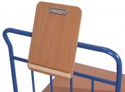 Tablette écritoire pour chariot - 2 modèles : A4 portrait - A4 paysage