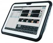 Tablette enregistreuse - Tablette tactile écran couleur 10,1'' - Système : Android 2.2