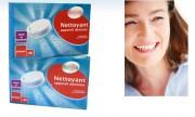 Tablette pour nettoyage appareil dentaire
