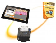 Tablette prise de commande restaurant - Logiciel - Tablette - Imprimante ticket wifi