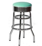 Tabouret de bar Américain - Hauteur de l'assise : 76cm