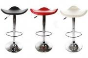 Tabouret de bar assise calée - Dimensions assise L46 x P44 cm