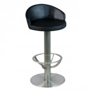 Tabouret de bar contemporain - Hauteur d'assise : 73 cm