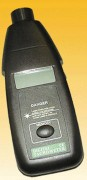 Tachymètre optique à visée laser - Distance de détection : jusqu'à 4 m