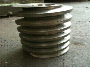 Taillage d'engrenage roue tangente - Taillage  jusqu'à Module 14