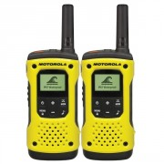 Talkie Walkie Motorola T92 H2O - Pack de 2 talkies étanches IP67