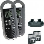 Talkie-Walkie Motorola TLKR T5 - Talkie-Walkie- portée 6 km- mains libres