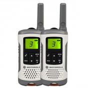 Talkie walkie Motorola TLKR T50 - PMR446, portée 6km