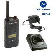 Talkie-Walkie Motorola XTNiD avec afficheur - Robuste- Portée 8 km-afficheur