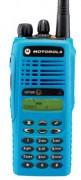 Talkie walkie pour travailleurs isolés - 16 canaux de communication - Alarme de sécurité active