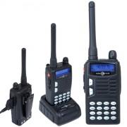 Talkie-walkie VHF aéroportuaire - Puissance du haut parleur : 5W