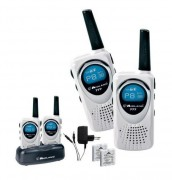 Talkies-walkies extra plats - Portée : jusqu'à 5 Km