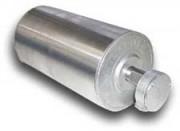 Tambour moteur pour charges isolées - Vitesses comprises entre 0,08 et 2,50 m/s.