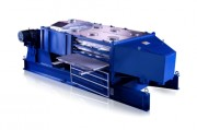 Tamiseur mouvement giratoire - Construction inox et acier