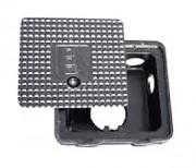 Tampon pour chambre préfabriquée - Utilisation : Solution pour chambre préfabriquée
