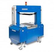 Machine à emballer automatique longitudinal - Consommation d'énergie extrêmement faible