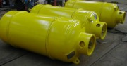 Tank à chlore - 500 et 1000 kg
