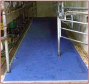 Tapis anti dérapant pour élevage - Longueur 50 ml