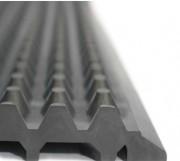 Tapis antifatigue avec reliefs coniques - Dimensions : 60x90 cm - Epaisseur : 11 mm