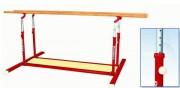 Tapis central - Pour barres asymétriques et parallèles à chassis