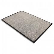 Tapis d'accueil 90 x 150 cm gris - doortex